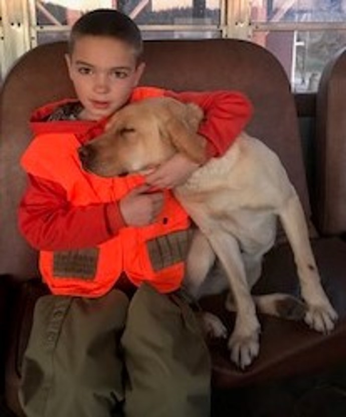 Carter And Dog
