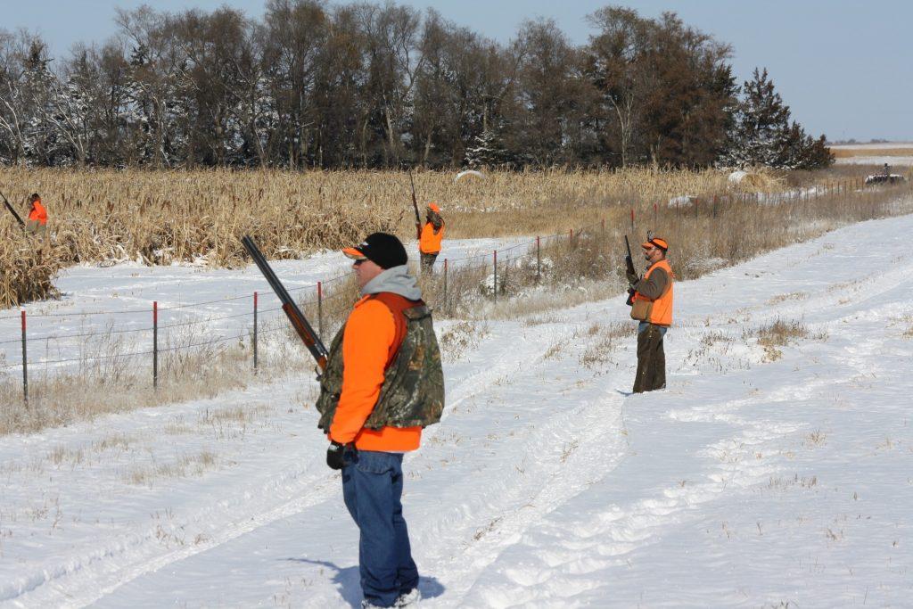 Snow Hunting
